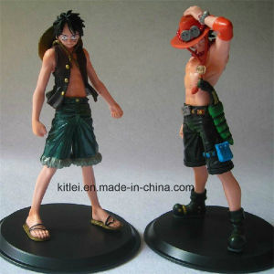 Well Selling Factory Customized One Piece Action Figure