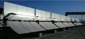 Parabolic Concentrated Solar Power Csp System pictures & photos