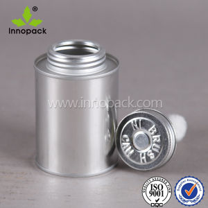 Customized Aerosol Tinplate Container Gas Cans with Screw Tap pictures & photos