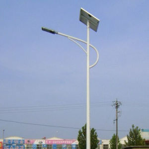 24W Outdoor LED Solar Street Light with CE, CCC, RoHS Approval pictures & photos