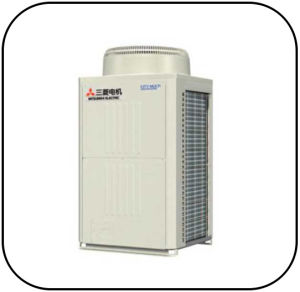 40 HP Vrf Central Air Condtioner (PUHY-P1100YSLKC-A)