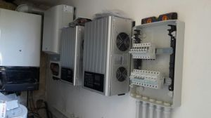 New Tech 4kw Grid Tie Inverter for Solar Power System pictures & photos