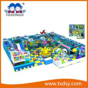 Large Soft Naughty Castle Indoor Playgournds Design Txd16-ID095 pictures & photos