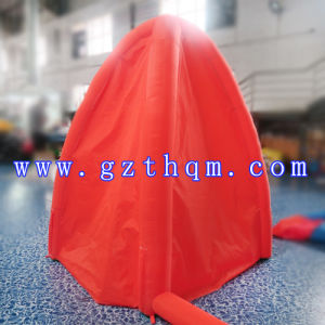 Outdoor Inflatable Locker Tent/ Inflatable Transparent Tent pictures & photos
