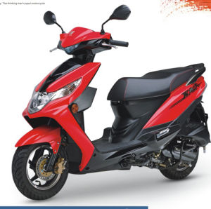 Sanyou Holding Group 125cc-150cc Asia Market Scooter Xgy pictures & photos
