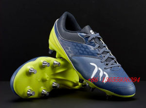 China Top Quality Rugby Boots Footwear Tpu Metal Studs Sole China Football Shoe And Football Boots Price