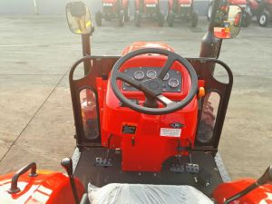 Jinma 4WD 50HP Wheel Farm Tractor (JINMA 504C) pictures & photos