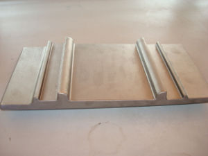 Casting Type Semi-Finished Railway Tie Plate
