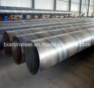 Mining Use Spiral Welded Steel Pipe