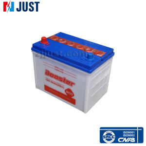 N50 Booster Dry Charged Battery Auto Car Battery Lead Acid Battery pictures & photos