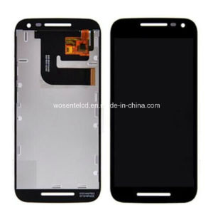 100% LCD Screen for Motorola Moto G3 with Touch Display Digitizer Assembly Black