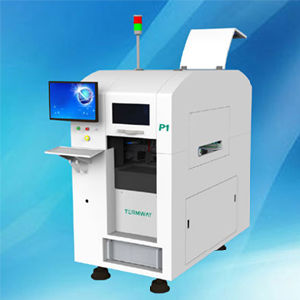 Automatic Jet Solder Paste Printer Machine P1 pictures & photos