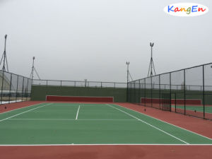 EPDM Rubber Granules for Tennis Court pictures & photos