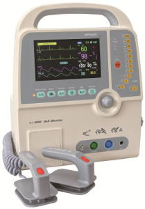 New Defibrillator with Monitor Aj-8000c (Biphasic Technology) pictures & photos
