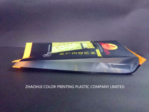 Middle Seal Plastic Noodles Package Bag pictures & photos