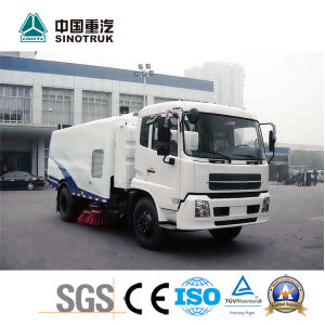 China Best Sweeper Truck of Sinotruk 4kh1-Tc pictures & photos