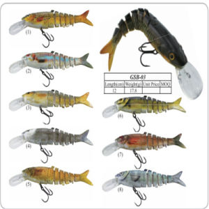 Top Grade Fishing Lure Swimming Bait pictures & photos