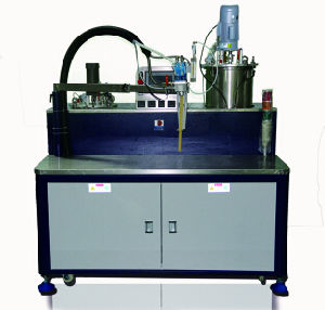 Fully Automatic Glue Mixing Machine
