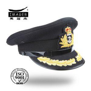 Hand Made Fashion Royal Navy Sergeant Cap