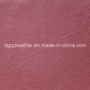 Top Selling Fashion Semi-PU Furniture Leather (QDL-51074) pictures & photos