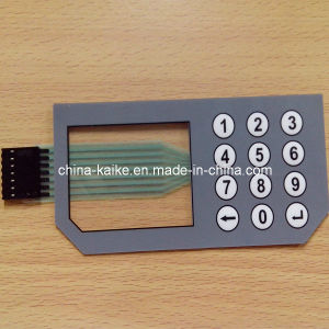 12 Keys 9 6 4 3 2 1 Membrane Switch Keypad pictures & photos