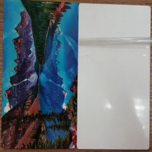 Thermal Transfer Printing Sublimation Aluminum Sheet pictures & photos