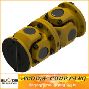 Non Telescopic and Flange Joint Short Split Fork Universal Coupling pictures & photos