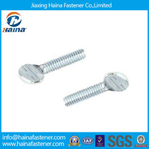 Zinc Plated Carbon Steel Thread Thumb Screws pictures & photos