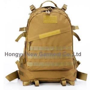 600d Polyester Army 3day Tactical Shoulder Backpack pictures & photos