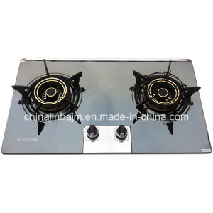 2 Burners 730 Length Color-Coated, Stainless Steel Built-in Hob/Gas Hob pictures & photos
