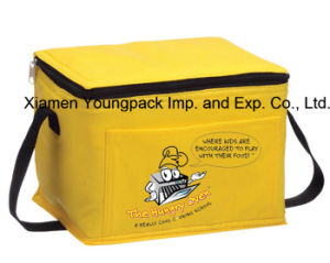 Custom Promotional Aluminium Foil Insulated Lunch Cool Bag pictures & photos