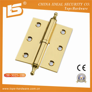 High Quality 1bb Iron Door Hinge (DH-3025-1BB) pictures & photos