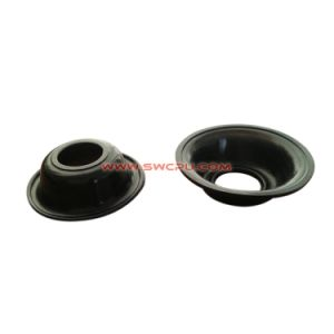 OEM Disc Silicone Rubber Gas Sealing Diaphragm / Flat Air Check Valve Membrane pictures & photos
