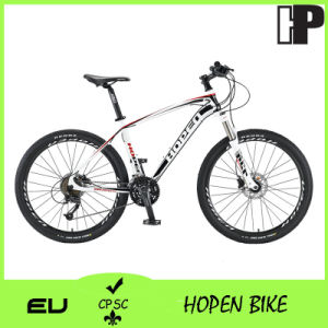 "26"" 27sp, White, Red, Cheap But Top Quality MTB Bike"