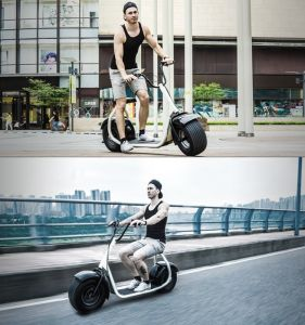 2015 New Model Electric Motorcycle Two Wheels Self Balance Smart Electric Scooter