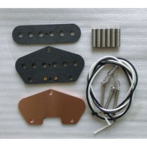 AlNiCo 5 Rods Flatwork Tele Bridge Guitar Pickup Kits pictures & photos