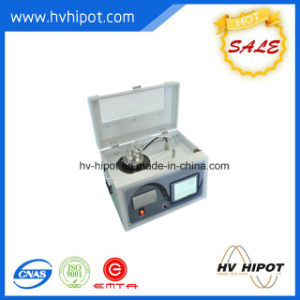 Precision Automatic Oil Dielectric Loss Tester GD6100 pictures & photos
