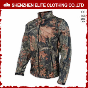 Sublimation Printed Tactical Softshell Jacket Guangzhou pictures & photos