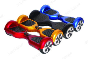 Intelligent Two Wheel Standing Mini Smart Self Balance Vehicle