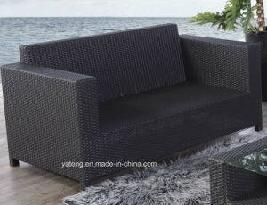 Comfortable Outdoor Garden Furniture PE-Rattan Aluminum Furniture Sofa Set by Single &Double Seat (YT503) pictures & photos