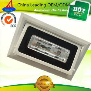 Aluminum Casting 50W LED Light Housing