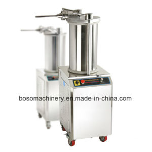 Commercial Stainless Steel Hydraulic Sausage Filler