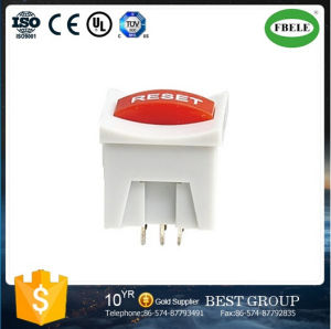 Electronic Switch Emergency Push Button Switch pictures & photos