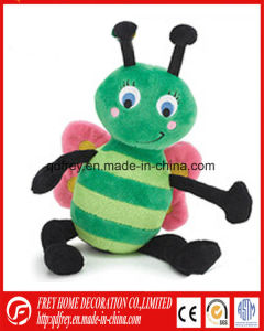 Ce Plush Bumblebee Toy of Baby Gift pictures & photos