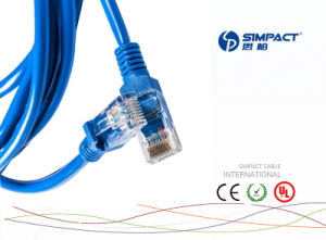 Cat 5e UTP Patch Cable pictures & photos