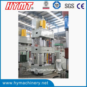 YQ32-400 four colour hydraulic stamping press machine/carbon steel forging machine pictures & photos