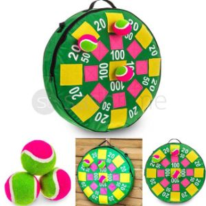 China Inflated Soft Dart Board Sport Game Magnetic Dart Board For