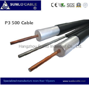 500 Hardline Coaxial Cable for CATV pictures & photos