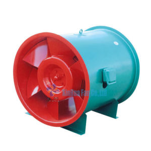 Industrial Axial Exhaust Fan for Smoking Room in Saudi Arabia