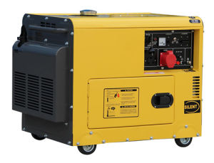 Cheap Soundproof 5kv Diesel Generator pictures & photos